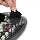 Рефлекторные массажные тапочки - массажер для стоп, фото 4