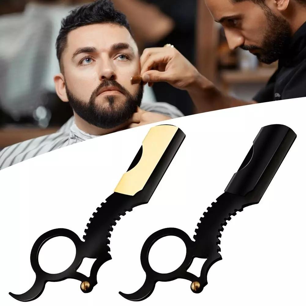 Профессиональная парикмахерская бритва