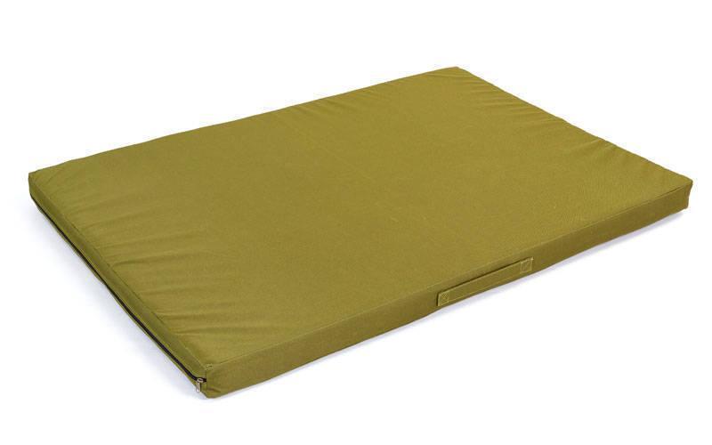 Мат гимнастический (120 x 100 x 8 см) ZELART зеленый C-3541