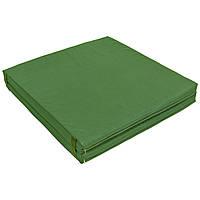 Спортивний мат складаний (200 x 100 x 8 см) ZELART зелений C-3545