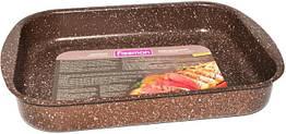 Форма для запекания Fissman Chocolate Breeze 35 х 25 х 6 см psgFN-AL-4998, КОД: 944522
