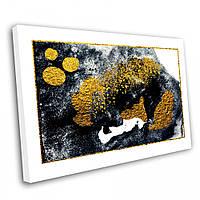 Картина на холсте Kronos Top Пятна 2 40 х 60 см lfp11368171524060, КОД: 740080