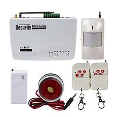 GSM сигнализация Alarm JYX-G200 с датчиком движения gr007038, КОД: 146684