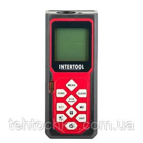 Далекомір лазерний INTERTOOL МТ-3054