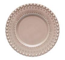 Набор 4 десертных тарелки Bordallo Pinheiro Fantasia Бежевые psgTR-65019119, КОД: 1132729