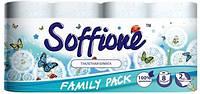 Туалетная бумага Soffione Family pack 2сл 8шт/уп
