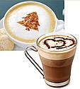 Трафареты  для кофе и десертов (Новогодний), фото 2