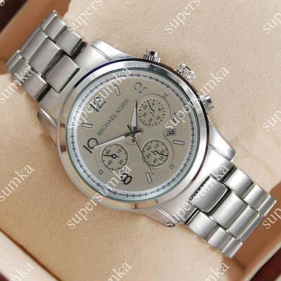 Элегантные наручные часы Michael Kors mk5076 Silver 1607