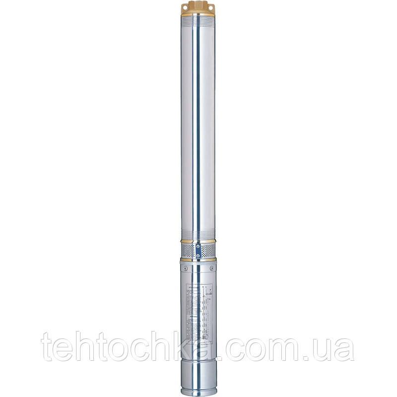 Відцентровий Насос свердловинний 1.5 кВт H 76(47)м Q 180(133)л/хв Ø102мм AQUATICA (DONGYIN) (777153)