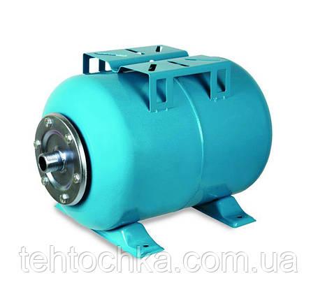 Гидроаккумулятор горизонтальный 50л AQUATICA (779122), фото 2