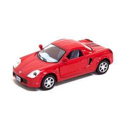 "Машинка KINSMART ""Toyota MR2"" (красная) KT5026W"