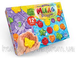 Комплект детского творчества фигурное мыло БОЛ 5931, 12 фигурок