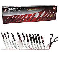 Набір професійних ножів Miracle Blade World Class 13 шт SKL11-131739