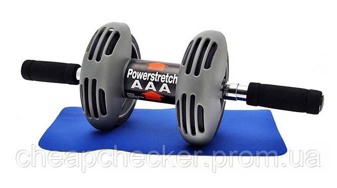 Тренажер для Тіла Power Stretch Roller