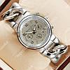 Необычные наручные часы Michael Kors Runway Twist Silver 1611