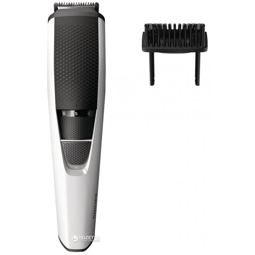 Тример для бороді та вусів Philips Beardtrimmer Series 3000 BT3206/14