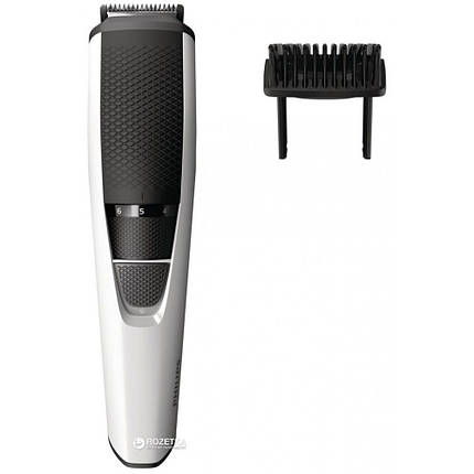 Тример для бороді та вусів Philips Beardtrimmer Series 3000 BT3206/14, фото 2