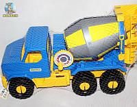 "Машина детская ""City Truck"" бетономешалка"