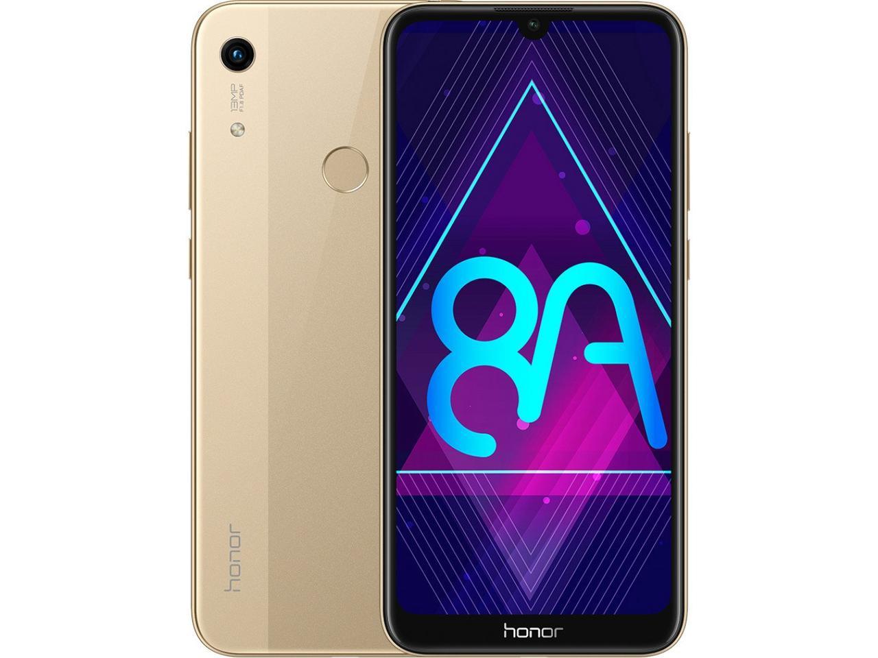 Смартфон Honor 8A 3/32GB Gold (JAT-L29)