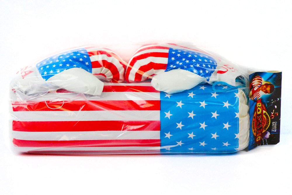 "Боксёрский набор ""Америка"" средний   ДАНКО - ТОЙС"