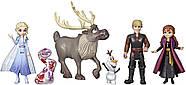 Игровой набор Frozen 2 Холодное Сердце 6 фигурок Оригинал Hasbro, фото 2