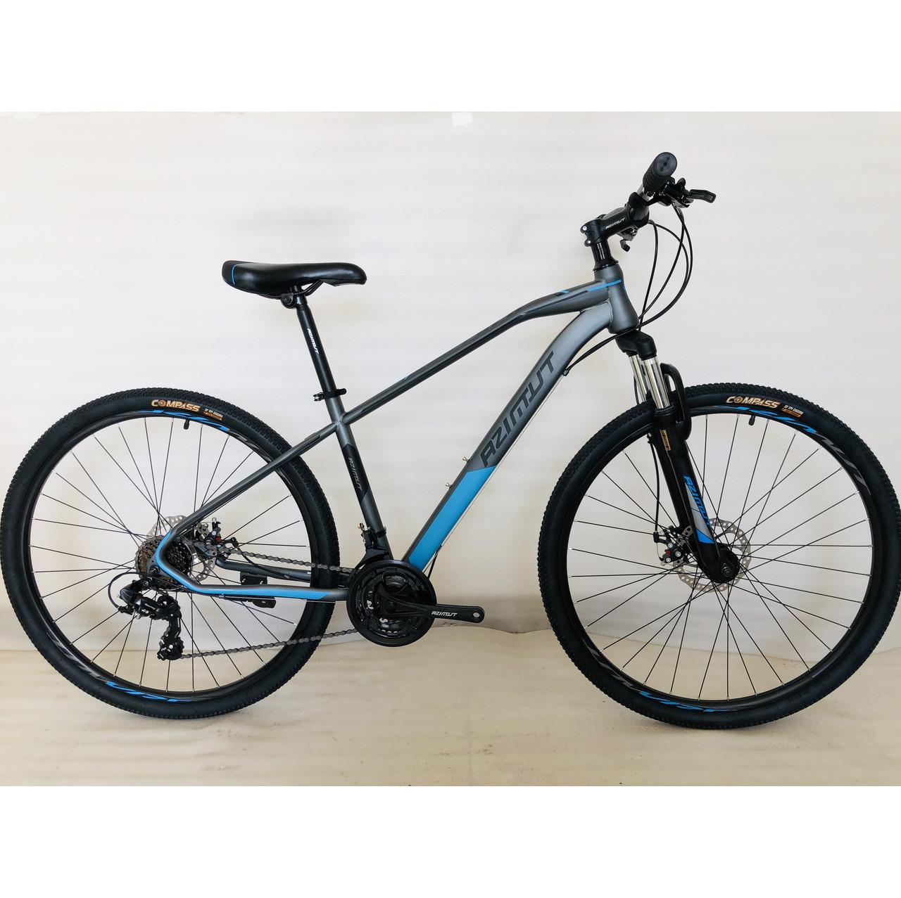 Велосипед Azimut Gemini Шимано GFRD 26 х 15.5
