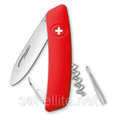 Нож Swiza D01 Red (KNI.0010.1000)