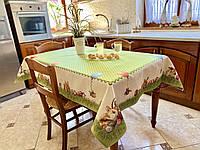 Скатерть на стол Комильфо гобелен 97х100 ЛИ1019