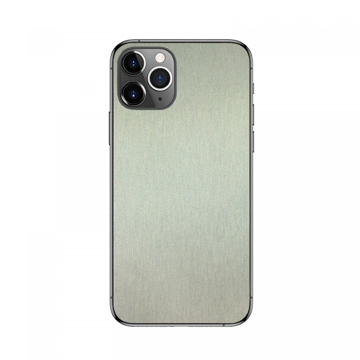 Защитная пленка на заднюю крышку смартфона Светло-серый Металик