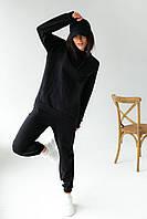 Спортивный костюм из худи и джоггеров DISPATCH - черный цвет, L (есть размеры), фото 1