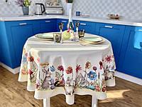 Скатертину на стіл Комільфо гобелен 137х180 ЛИ1261