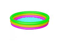 Надувной бассейн Bestway 33х28х15 см Разноцветный