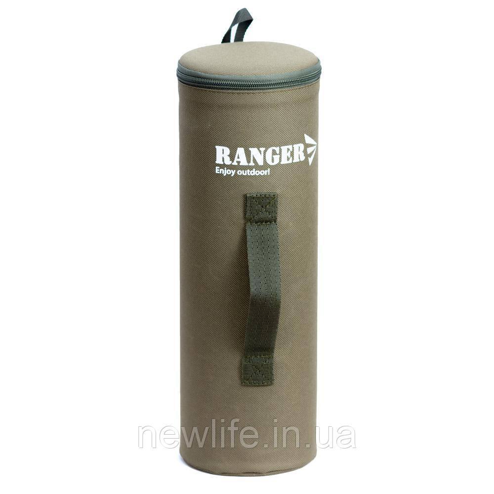 Чохол-тубус Ranger для термоса 0,75-0,9 L (Ар. RA 9924)