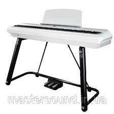 """Цифрове піаніно Pearl River P-60 WH+""""U"""" стійка"""