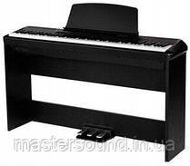 "Цифровое пианино Pearl River P-60 BK+""W"" стойка"