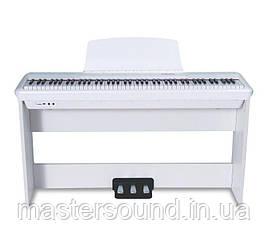 "Цифровое пианино Pearl River P-60 WH+""W"" стойка"