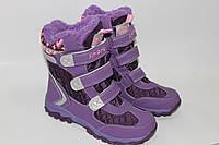 Термо ботинки размеры 32-37