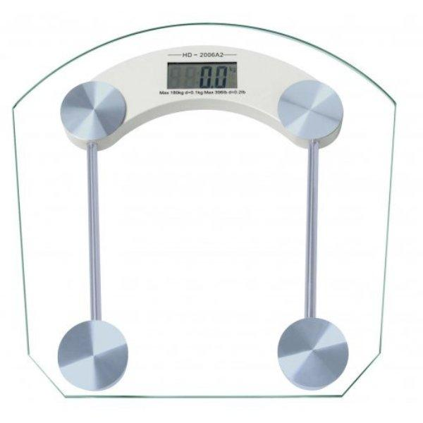 Весы напольные Personal Scale 2003B Прозрачный (200414)