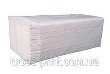 Полотенце бумажное V белое 2слоя 150л PRV 20шт/уп