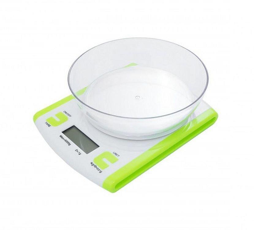 Кухонні ваги Jasm scales до 5 кг з чашею (bks_02453)