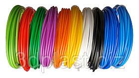 Набір PLA-пластику для 3D-ручки 3DPlast 1.75 мм