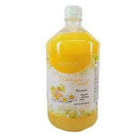 Шампунь-шелк Bioton биотон Cosmetics с яичным лецитином, ромашкой и липой для всей семьи 1л