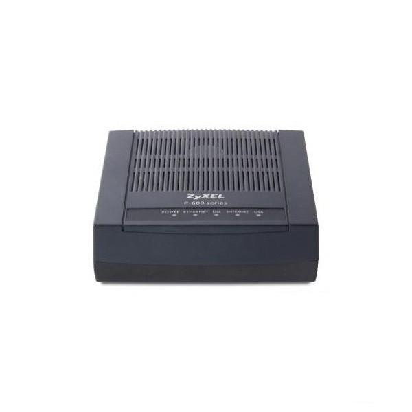 ADSL-роутер  ZyXel P660RU2 EE