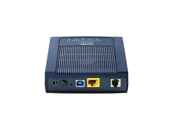 ADSL-роутер  ZyXel P660RU2 EE, фото 2