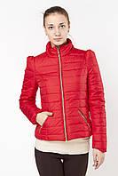 Осенняя женская куртка Exclusive 2015 красный скидка