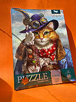 Пазлы 1000 элементов Lady Cat Danko Toys 1000-09