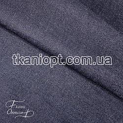 Ткань Джинс плотный denim (темно-синий)