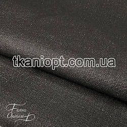 Ткань Джинс плотный denim (черно-серый)
