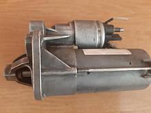 Стартер Рено Клио 3 (1.5 dCi). 12 V/1.4 кВт/10 зубцов. Оригинал. Б.У