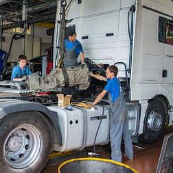 Диагностика топливной системы грузового автомобиля